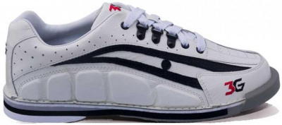 900Global Tour Ultra Leather White/Black Rechtshand