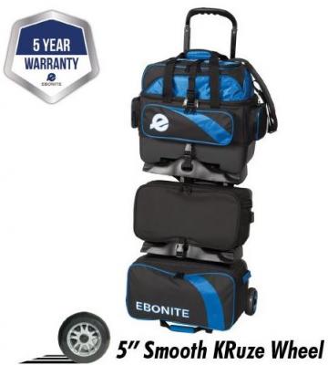 Ebonite Equinox 6-Ball Roller Blue