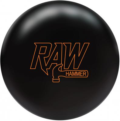 Hammer Raw - Black