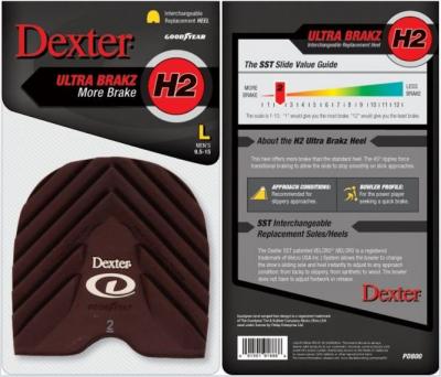 Dexter H2 Ultra Brakz Wechselhacke
