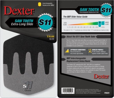 Dexter S11 Saw Tooth Sohle