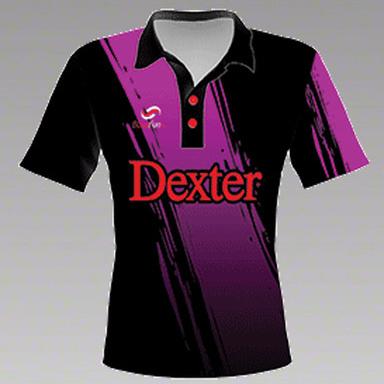Dexter Mirach Pink Polohemd Damen
