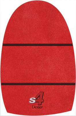 Dexter THE 9 S4 Rot Leder Sohle