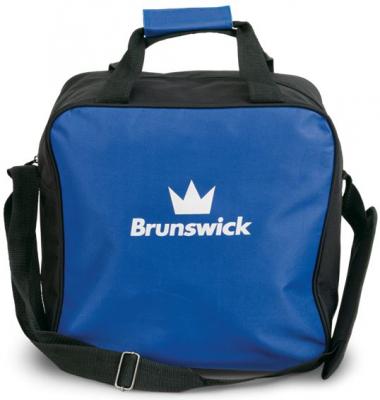 Brunswick TZone Single Tote Blau