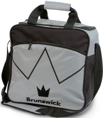 Brunswick Blitz Single Tote Silber