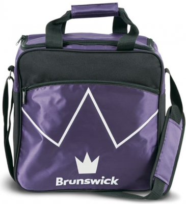 Brunswick Blitz Single Tote Lila