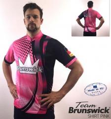 Team Brunswick Shirt Pink