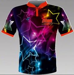 Storm Galaxy Bowlingshirt