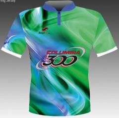 COLUMBIA300 Crazy Bowlingshirt