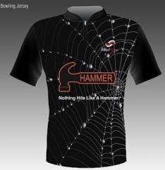 HAMMER Widow Bowlingshirt