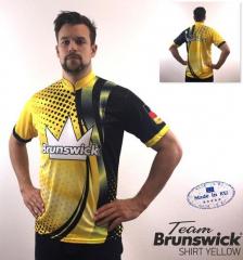 Team Brunswick Shirt Yellow