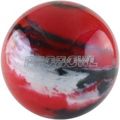 Pro Bowl Rot/Schwarz/Silber