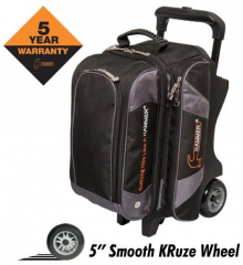 Hammer Premium Double Roller Black/Carbon