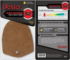Dexter S2 Braun Leder Sohle