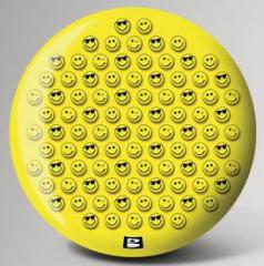 Viz-A-Ball Smiley Face