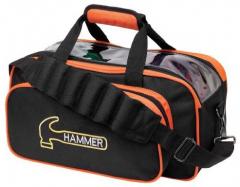 Hammer Premium Double Tote Orange