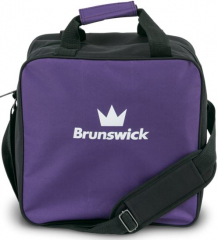 Brunswick TZone Single Tote Lila